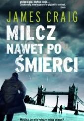 Okładka książki Milcz nawet po śmierci James Craig