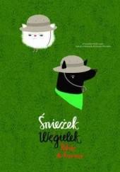 Okładka książki Śnieżek i Węgielek. Podróż do Amazonii Przemysław Wechterowicz
