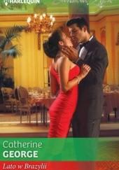 Okładka książki Lato w Brazylii Catherine George