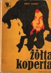 Okładka książki Żółta koperta