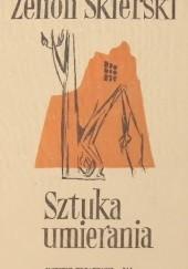 Okładka książki Sztuka umierania Kazimierz Zenon Skierski