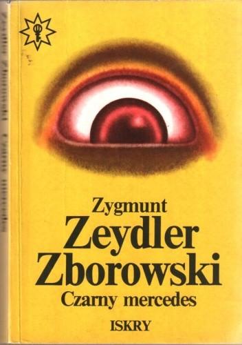 Okładka książki Czarny mercedes Zygmunt Zeydler-Zborowski