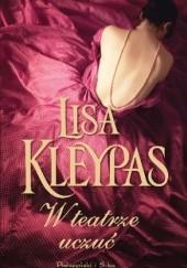Okładka książki W teatrze uczuć Lisa Kleypas