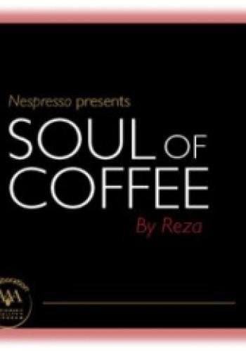 Okładka książki Soul of Coffee Reza