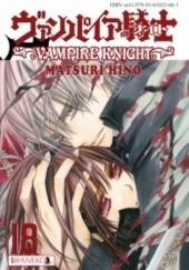 Okładka książki Vampire Knight tom 18 Hino Matsuri