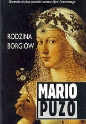 Okładka książki Rodzina Borgiów Mario Puzo