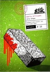 Okładka książki Uparty milicjant Jerzy Edigey