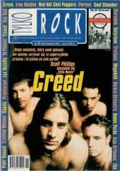 Okładka książki Tylko Rock, nr 11 (99)/1999 Redakcja magazynu Teraz Rock
