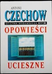 Okładka książki Opowieści ucieszne Anton Czechow