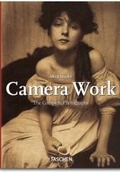 Okładka książki Alfred Stieglitz. Camera Work