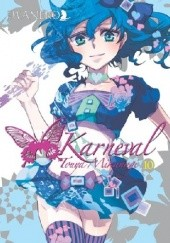 Okładka książki Karneval #10 Touya Mikanagi