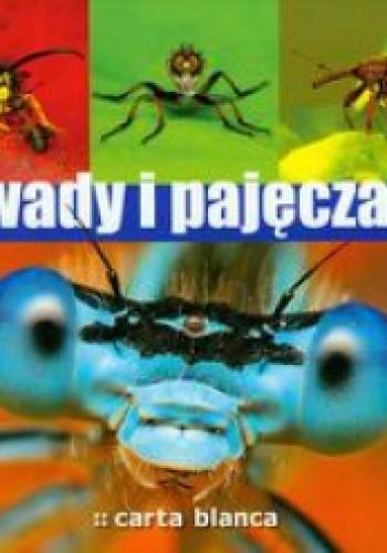 Okładka książki Owady i pajęczaki Michał Grabowski,Radomir Jaskuła,Krzysztof Pabis