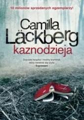 Okładka książki Kaznodzieja Camilla Läckberg