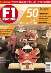 Okładka książki F1 racing nr 110 Redakcja magazynu F1 Racing