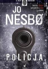 Okładka książki Policja Jo Nesbø