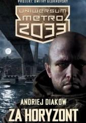 Okładka książki Za horyzont Andriej Djakow