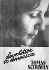 Okładka książki Love letter to America Jurij Bezmienow