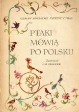 Okładka książki Ptaki mówią po polsku