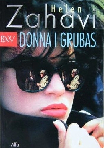 Okładka książki Donna i Grubas Helen Zahavi