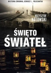 Okładka książki Święto Świateł Krzysztof Kotowski