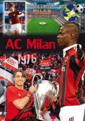 Okładka książki AC Milan Tomasz Lipiński