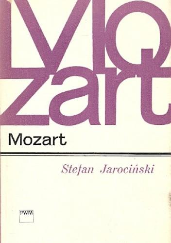 Okładka książki Mozart Stefan Jarociński