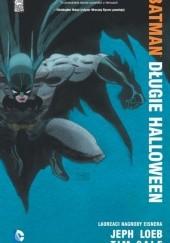 Okładka książki Batman: Długie Halloween Jeph Loeb,Tim Sale,Gregory Wright
