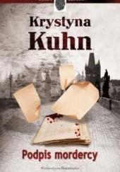 Okładka książki Podpis mordercy Krystyna Kuhn