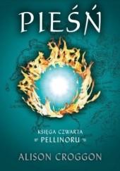Okładka książki Pieśń Alison Croggon