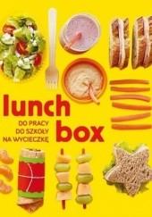 Okładka książki Pomysły na lunch box. Do pracy. Do szkoły. Na wycieczkę Sarah Putman Clegg,Kate McMillan