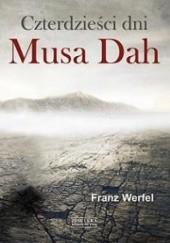 Okładka książki Czterdzieści dni Musa Dah Franz Werfel