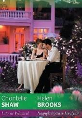 Okładka książki Lato we Włoszech, Najpiękniejsza w Londynie Helen Brooks,Chantelle Shaw