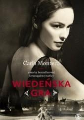 Okładka książki Wiedeńska gra Carla Montero