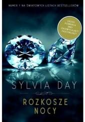 Okładka książki Rozkosze nocy Sylvia June Day