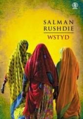 Okładka książki Wstyd Salman Rushdie