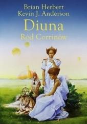 Okładka książki Diuna. Ród Corrinów Brian Patrick Herbert,Kevin J. Anderson
