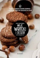 Okładka książki Moje wypieki i desery Dorota Świątkowska