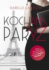 Okładka książki Kocham Paryż Isabelle Laflèche