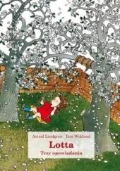 Okładka książki Lotta. Trzy opowiadania Astrid Lindgren