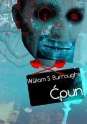 Okładka książki Ćpun William Seward Burroughs