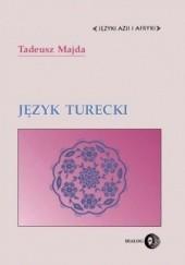 Okładka książki Język turecki