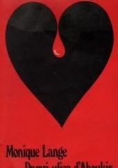 Okładka książki Paryż, ulica dAboukir Monique Lange