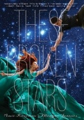 Okładka książki These Broken Stars Amie Kaufman,Meagan Spooner