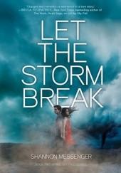 Okładka książki Let the Storm Break Shannon Messenger