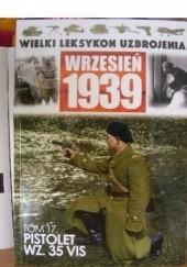Okładka książki Pistolet samopowtarzalny VIS wz.35
