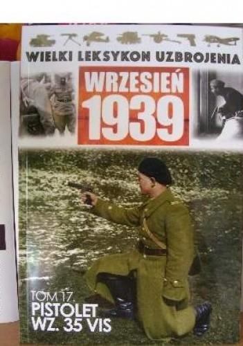 Okładka książki Pistolet samopowtarzalny VIS wz.35 Leszek Erenfeicht