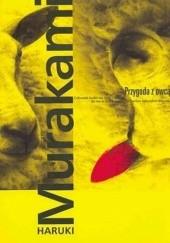 Okładka książki Przygoda z owcą Haruki Murakami