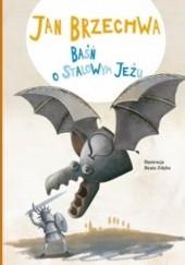 Okładka książki Baśń o stalowym jeżu Jan Brzechwa