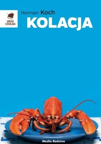 Okładka książki Kolacja Herman Koch