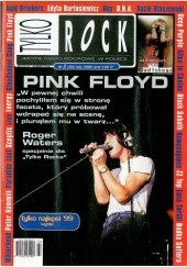 Okładka książki Tylko Rock, nr 2 (102)/2000 Redakcja magazynu Teraz Rock